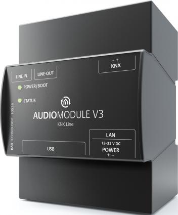 audio knx